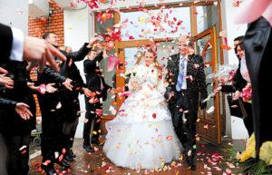Ритуал свадеб в россии