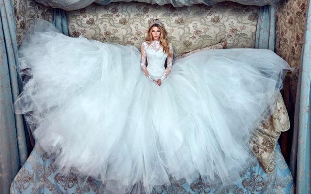 Подвенечное платье богини