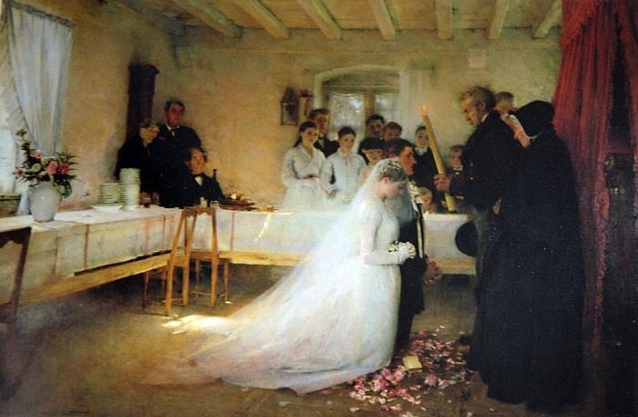 Как благословить молодых перед свадьбой?