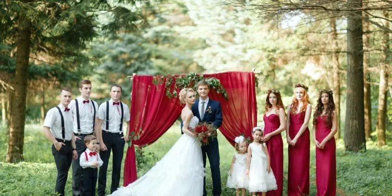 Как выбрать свидетелей на свадьбу?
