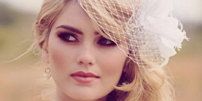 Макияж для карих глаз на свадьбу