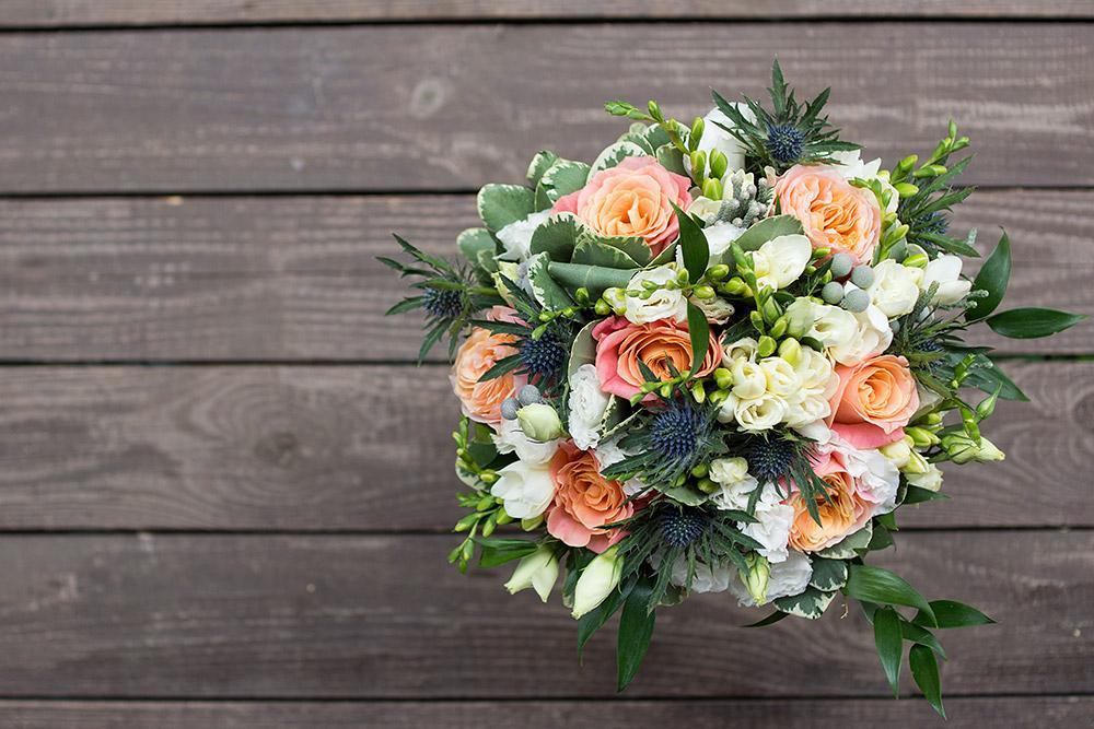 Свадебный букет - как выбрать