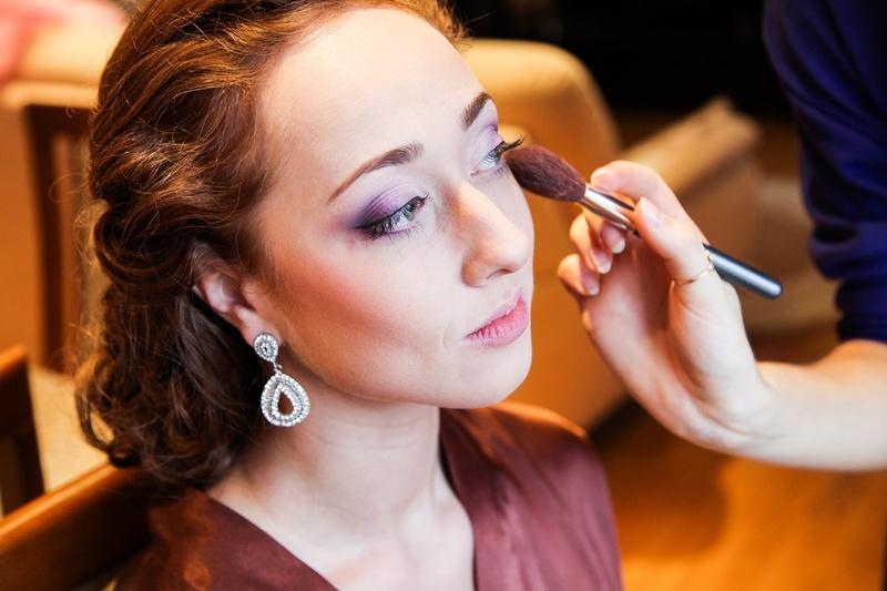 Как сделать макияж на свадьбу для гостей самостоятельно в домашний условиях
