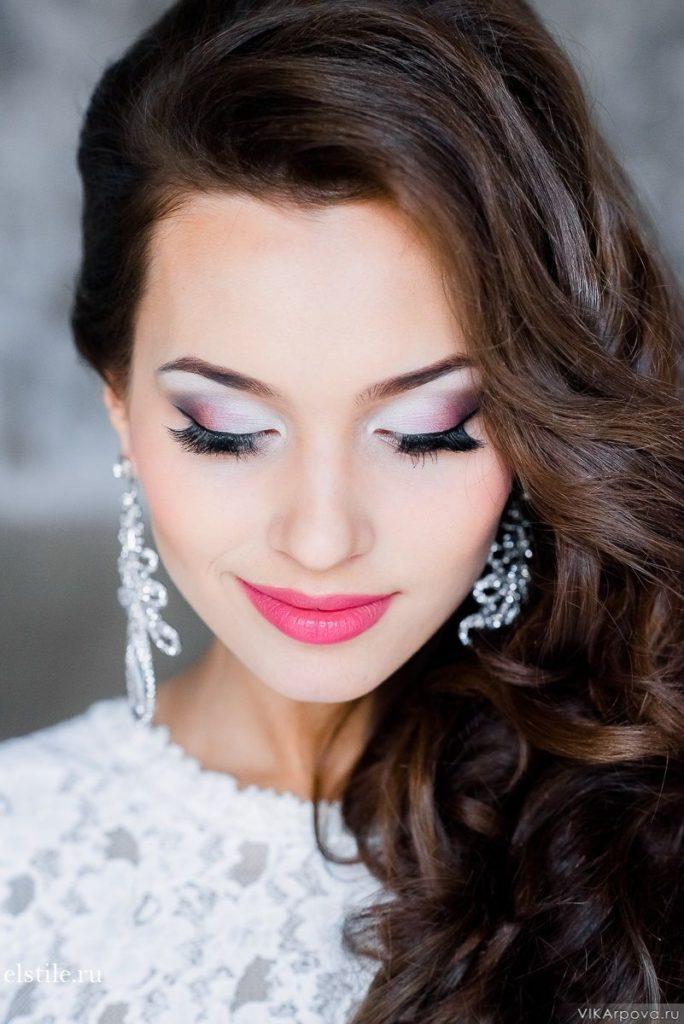 Свадебный макияж для гостей - советы по нанесению