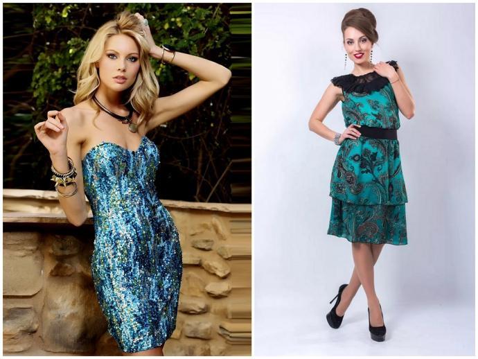 в какой модной одежде встретить Новый Год