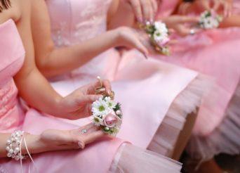 Девичник накануне свадьбы